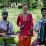 2020-Danse et musique en extérieur à l'EHPAD