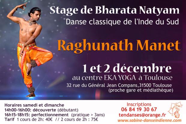 2018-12 Stage Raghunath