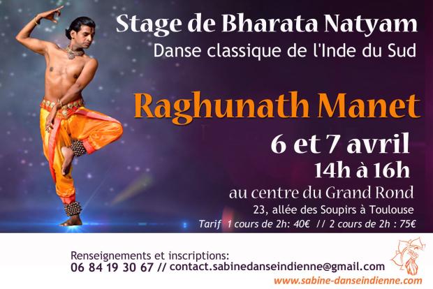 2019-04 Stage Raghunath